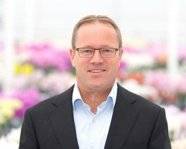 Frank Verhoogt, Account Manager Orchids