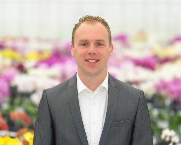 Gert Hoogendoorn, Account Manager Orchids