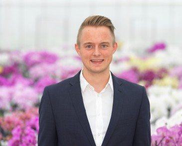 Johan van Vliet, Area Manager