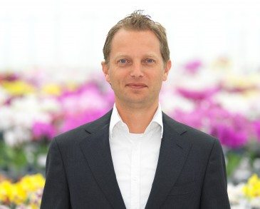 Joost Hendriks, Accountmanager Orchideeën