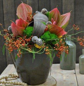 Flower design: Jolien van der Stappen