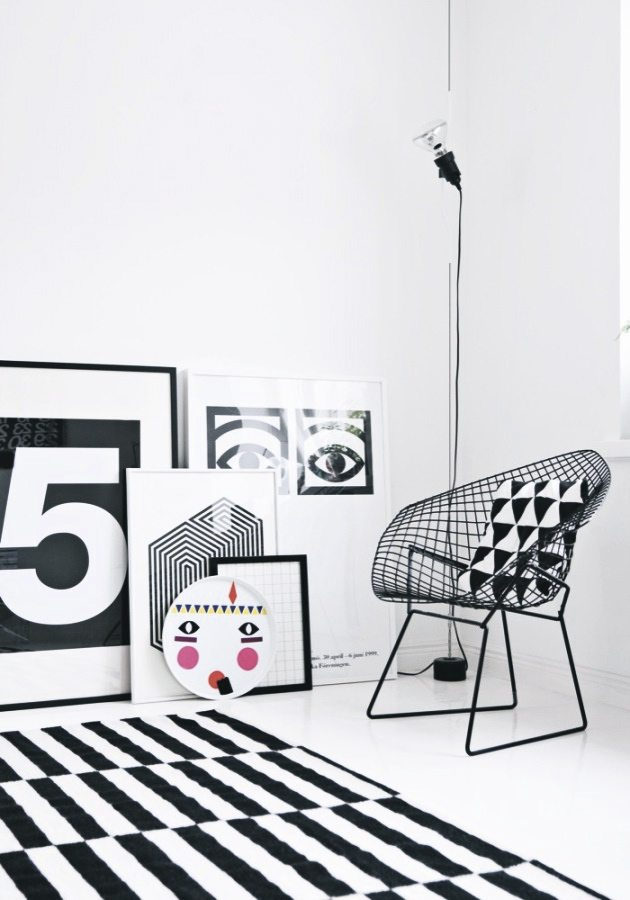 graphic design interior