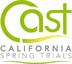 California spring trials logo