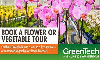 W tym samym tygodniu odbędą się Dni Otwarte Flower Trials i targi GreenTech