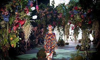 Afropolitan na amsterdamskim tygodniu mody