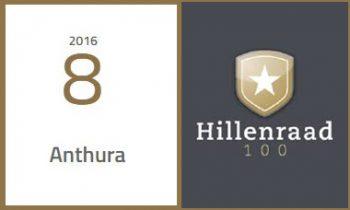 Dumnie zajmujemy ósme miejsce w rankingu Hillenraad 100