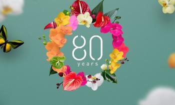 80-jarig jubileum