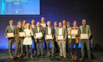 Genomineerd voor Koning Willem 1 Prijs