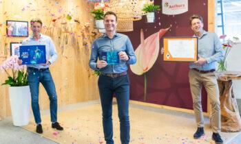 Anthura is finalist Koning Willem I Prijs MKB